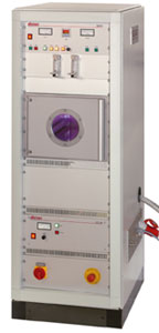 TETRA-30-LF system: With fully automatic control. Build for production, cleaning, activation, etching